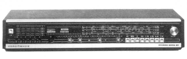Nordmende stereo 6005