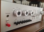 Scott 250s Stereo Amplifier | Detail