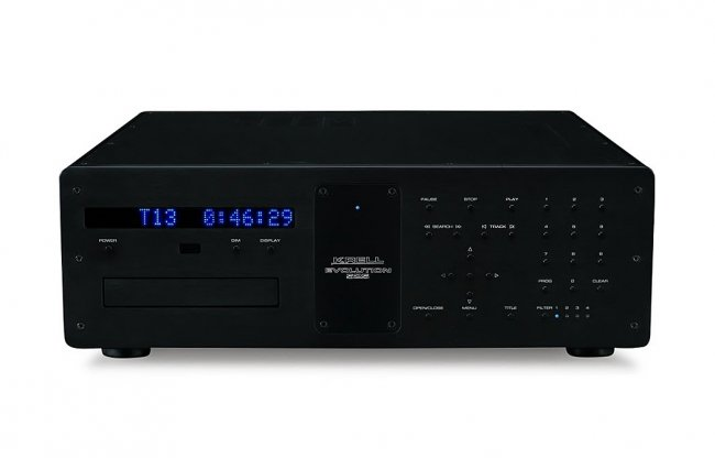 Krell Evolution 525 cd player