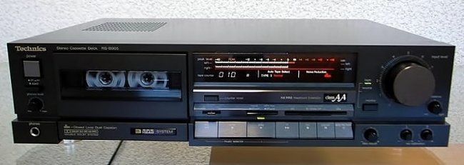 Technics RS-B905 cassette deck