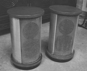JR Loudspeakers