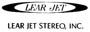 Lear Jet Stereo