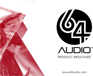 64 Audio Products