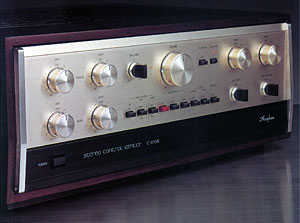 Accuphase C-200X