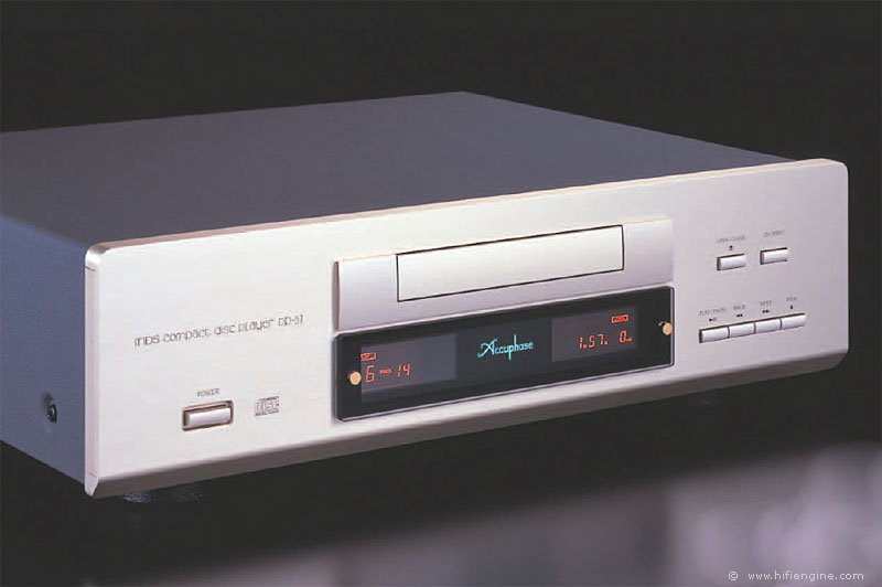 accuphase dp 57   manual   stereo cd player   hifi engine