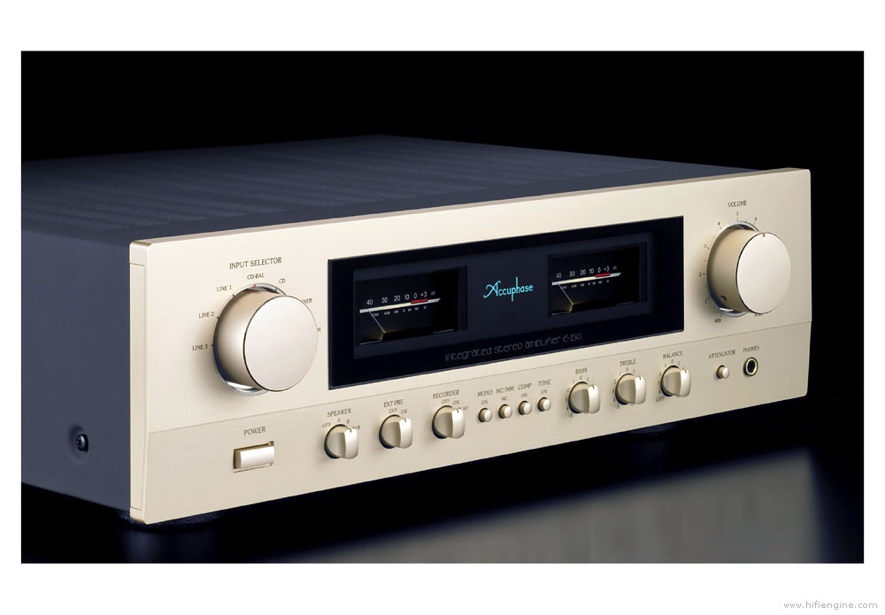 Accuphase E-250 - Manual