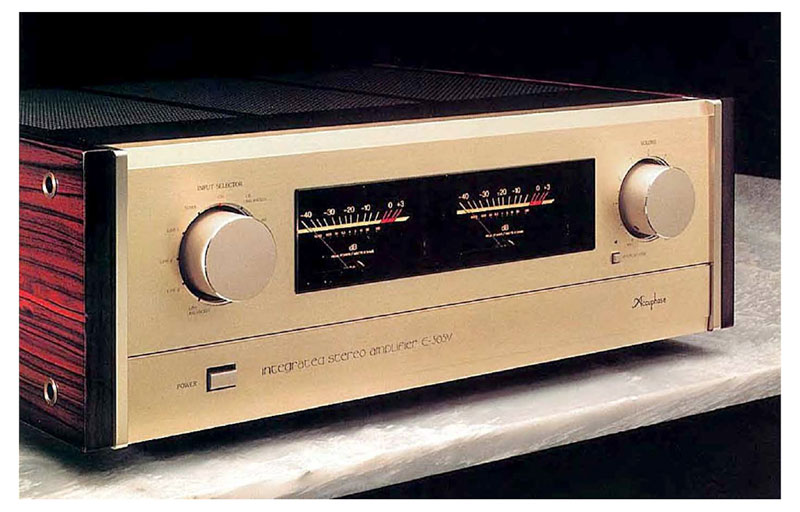 Accuphase E-305V - Manual