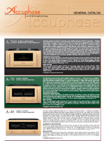 Accuphase General