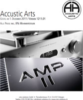 Accustic Arts Products