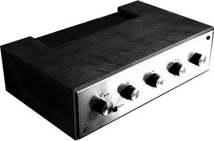 Acoustic Research Amplifier