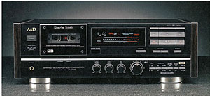 A and D GX-Z9100