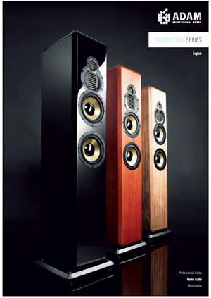 Adam Audio Classic mk3 Series