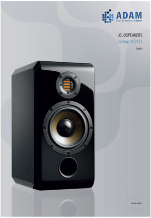 Adam Audio Loudspeakers