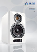 Adam Audio Loudspeakers 2010
