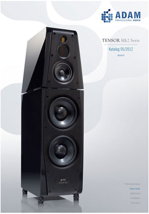 Adam Audio Tensor mk2 Series