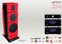 Advance Acoustic Products 2014