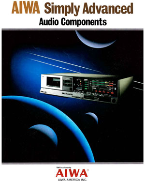 Aiwa Audio Components