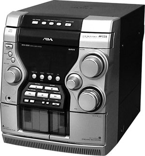Download aiwa cx na303u owner`s manual hqrutracker.