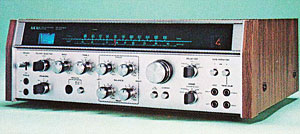 Quadraphonic Receiver