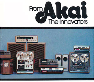 Akai The Innovators
