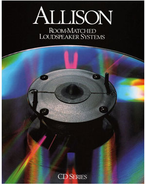 Allison Acoustics CD Series