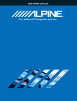 Alpine Car Audio and Navigation Systems