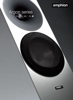 Amphion Argon Series 2015