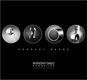 Anthony Gallo Acoustics Products