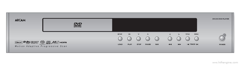 Arcam diva dv135 manual dvd player hifi engine - Arcam diva dv139 ...