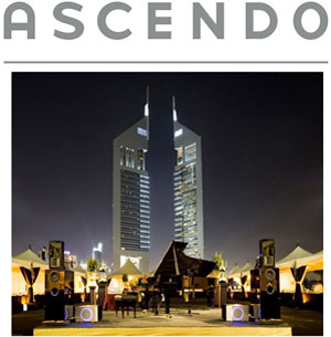 Ascendo Loudspeakers