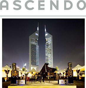 Ascendo Loudspeakers 2012