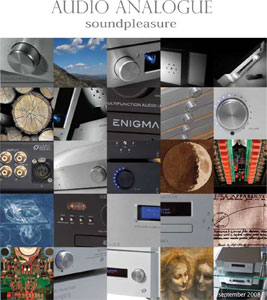 Audio Analogue Products 2008