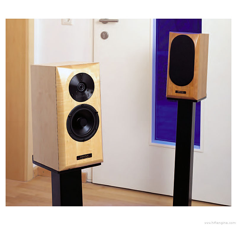 Loudspeaker of Audio Physic Cardeas