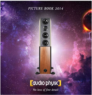 Audio Physic Picture Book