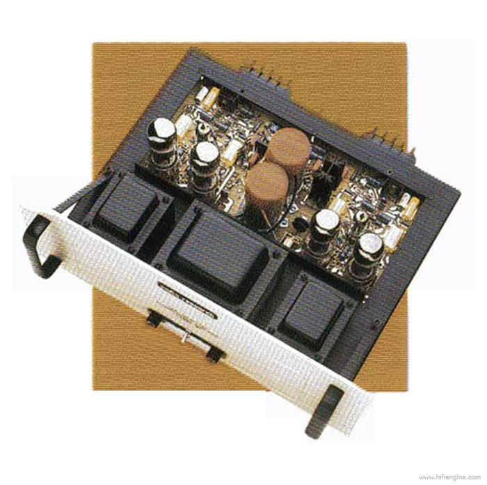 Audio Research Classic 30 - Manual - Hybrid Valve / FET