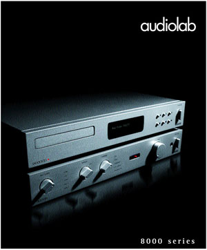 Audiolab 8000 Series