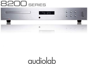 Audiolab 8200 Series