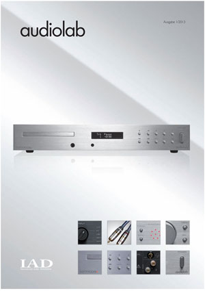 Audiolab Products