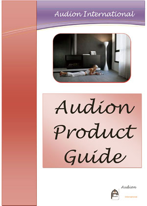 Audion Product Guide