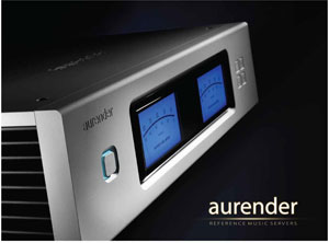 Aurender Reference Music Servers