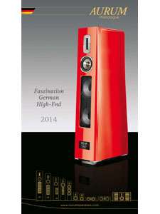 Aurum Fascination High-End 2014