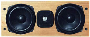 Avalon Acoustics NP Evolution Center