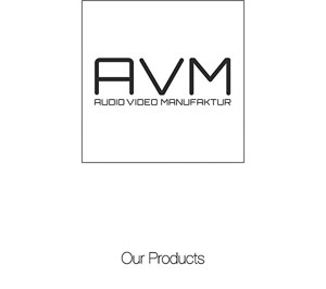 AVM Our Products