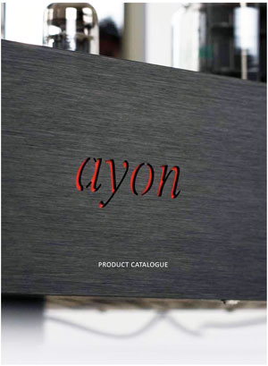 Ayon Audio Products