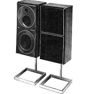Bang and Olufsen Beovox S55