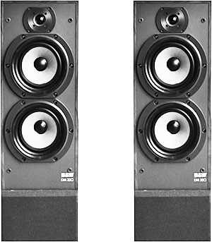 Bowers and Wilkins DM330