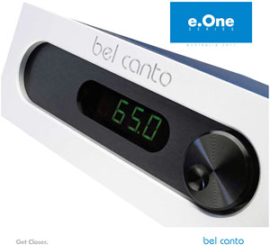 Bel Canto E-One Series
