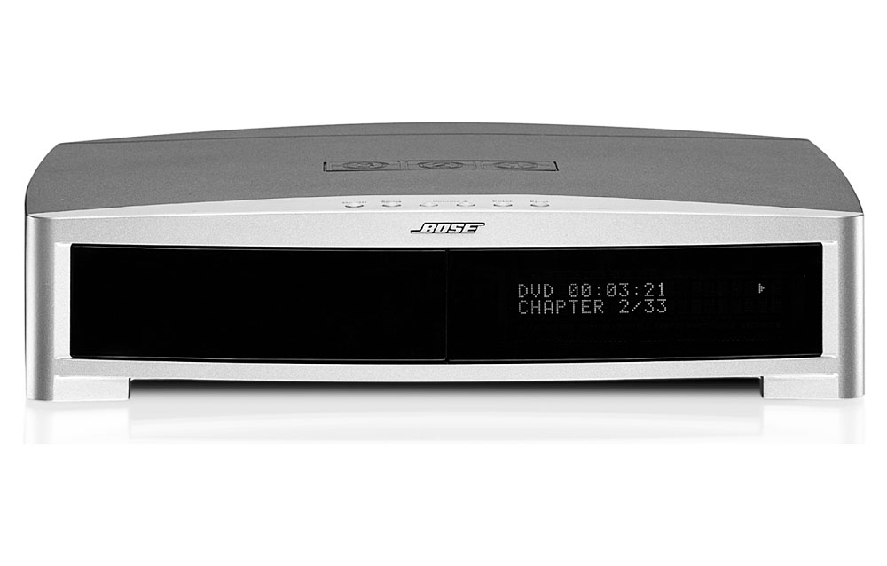 Bose 321 - Manual - DVD Home Entertainment System - HiFi Eng