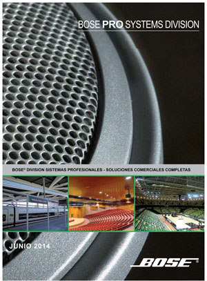 Bose Pro Systems