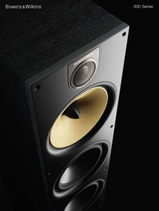 Bowers and Wilkins 600 Series 2014